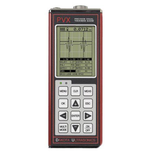 Diktemeter - diktemeter.com - Dakota pvx diktemeter voor zeer dun materiaal